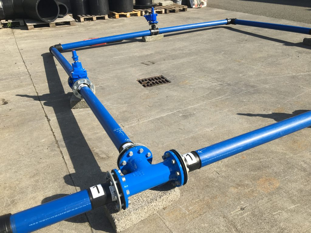 Hydrostatic Pressure Testing
