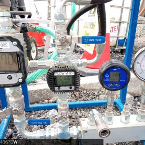 Hydro Static Pressure Testing